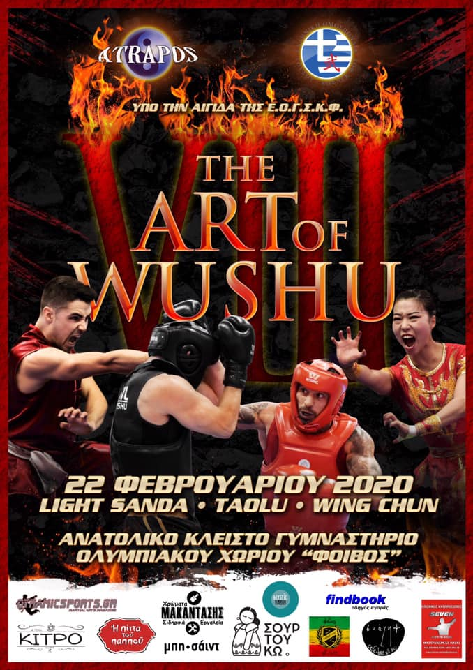 THE ART OF WUSHU 2020